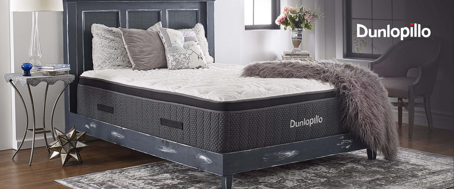 Dunlopillo Portofino by Sherwood Bedding