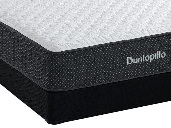 Sherwood Bedding - Dunlopillo - Trieste Firm - Hybrid Mattress