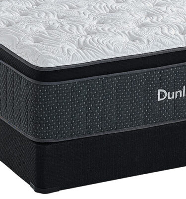 Sherwood Bedding - Dunlopillo - Barcelona Luxury Firm Euro Top - 5271Sherwood Bedding - Dunlopillo - Trieste Firm - Hybrid Mattress