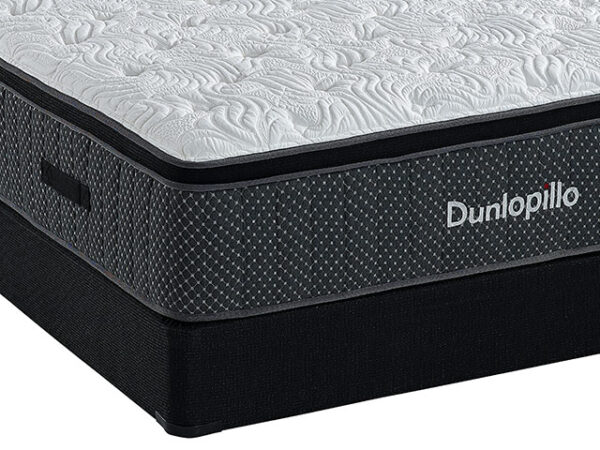 Sherwood Bedding - Dunlopillo - Barcelona Plush Euro Top - 5273Sherwood Bedding - Dunlopillo - Trieste Firm - Hybrid Mattress