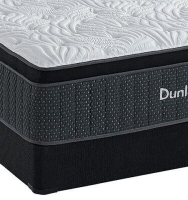 Sherwood Bedding - Dunlopillo - Portofino Cushion Firm Euro Top - 5274Sherwood Bedding - Dunlopillo - Trieste Firm - Hybrid Mattress