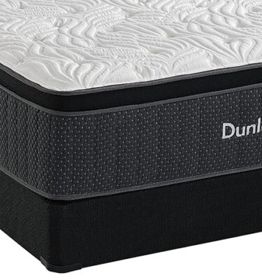 Sherwood Bedding - Dunlopillo - Portofino Luxury Plush Euro Top - 52754Sherwood Bedding - Dunlopillo - Trieste Firm - Hybrid Mattress