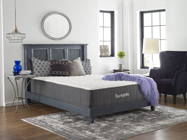 Sherwood Bedding - Dunlopillo - Triestie Luxury Firm - Hybrid Mattress
