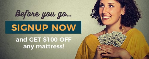 Save $100 Off Today!