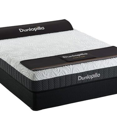 Dunlopillo Copper Talalay Mattress-In-A-Box