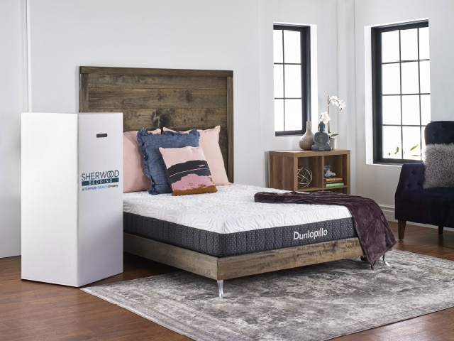 Mattress In A Box by Sherwood Bedding