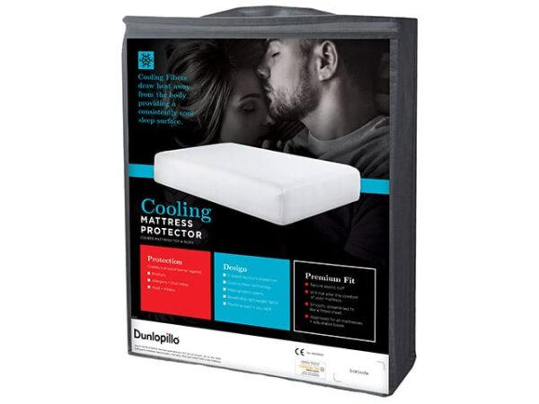 Sherwood Cooling Dunlopillo Mattress Protector