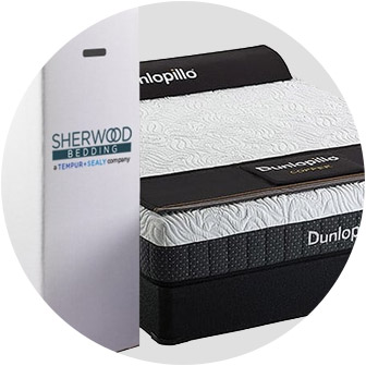 Dunlopillo Copper Talalay Mattress In A Box